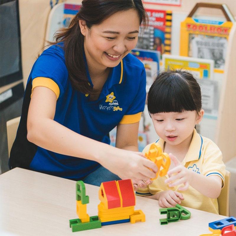 Enrol Your Child At NurtureStars To Enjoy A Waiver On Registration Fees Worth $120!