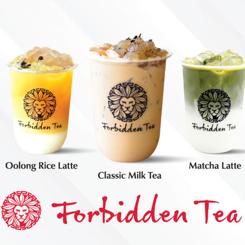 SAFRA Tampines - 10% Off Total Bill For SAFRA Members At Forbidden Tea