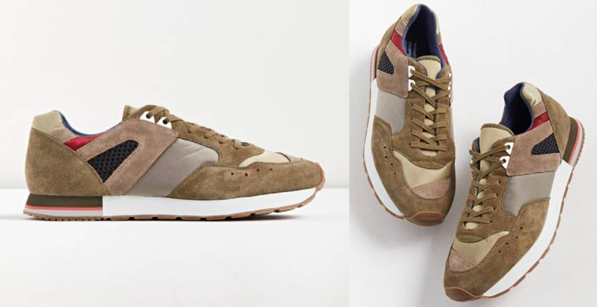 Reproduction Of Found French Sneaker