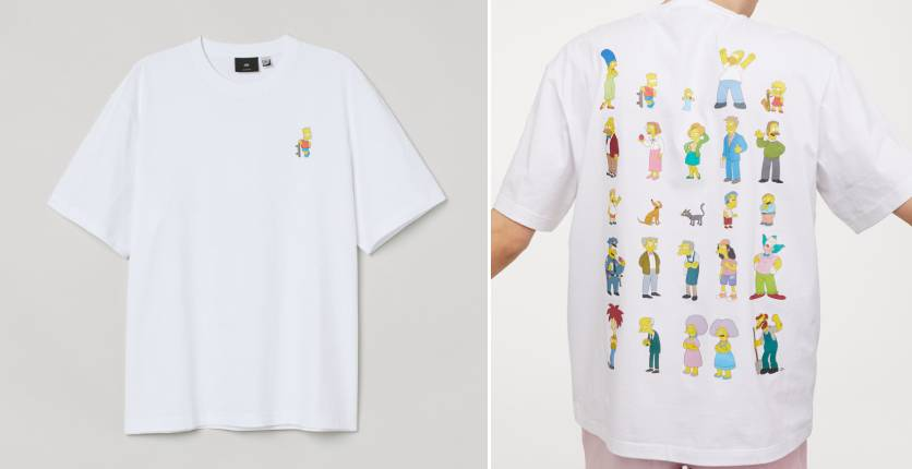 H&M Relaxed fit T-shirt