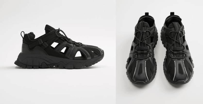 ZARA Open hiking running sneakers