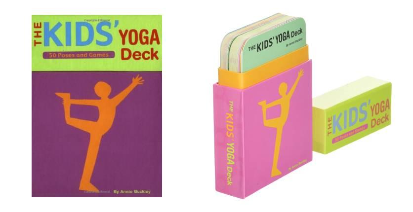 The Kids' Yoga Deck