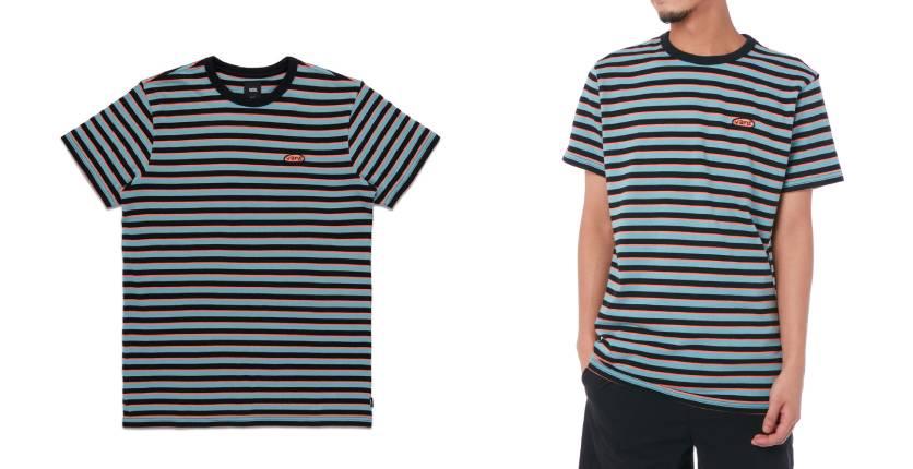 Vans Color Multiplier T-shirt in Cameo Blue