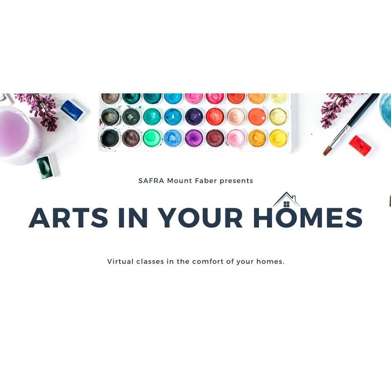 SAFRA Mount Faber - Arts In Your Homes