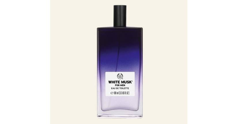 The Body Shop White Musk for Men Eau de Toilette
