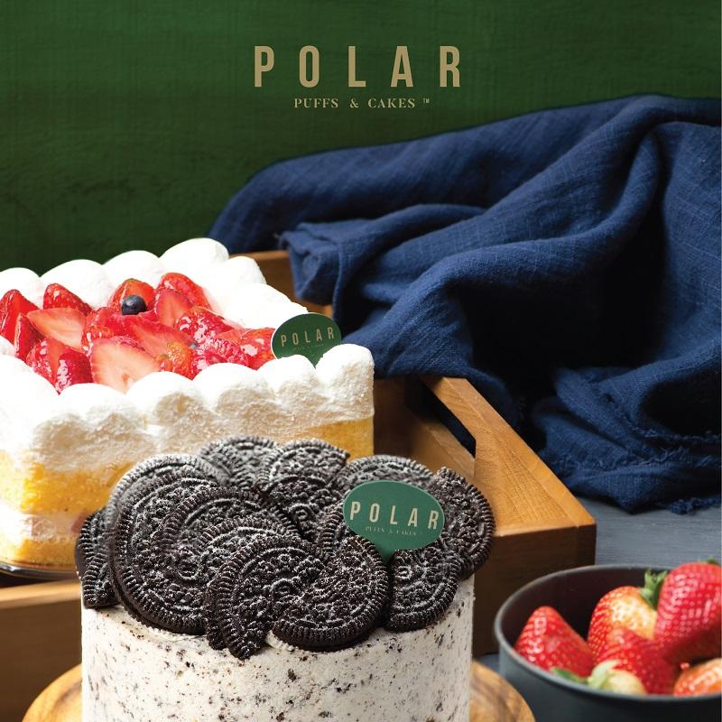 Polar Puffs & Cakes - 10% Off Min. $10 Spend