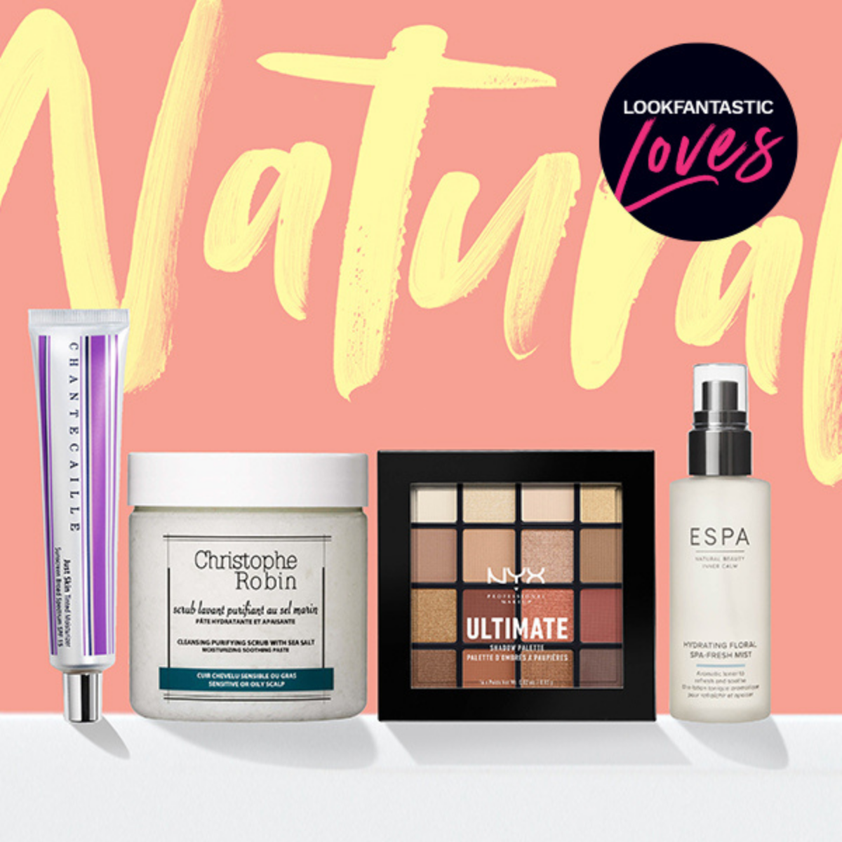 Lookfantastic - 25% Off Regular-Priced Products