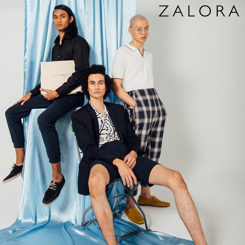 ZALORA - Up To 30% Off Sitewide + 35% Cashback