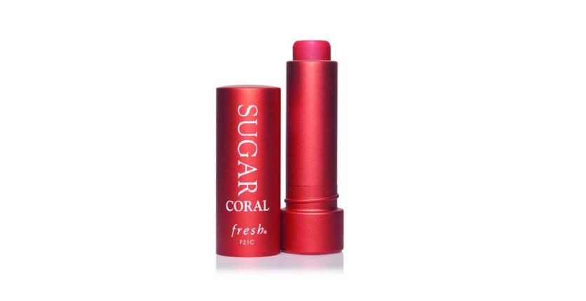 fresh Sugar Tinted Lip Treatment Sunscreen SPF15
