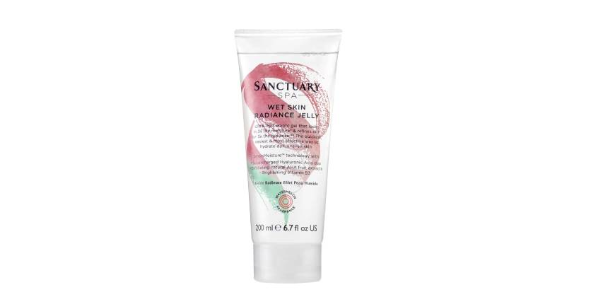 Sanctuary Spa Wet Skin Radiance Jelly