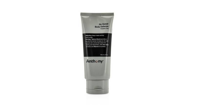 Anthony No Sweat Body Defense