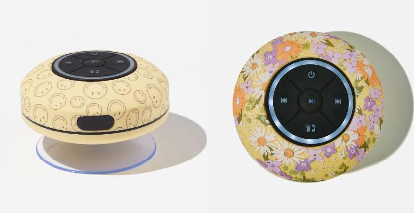 Typo Wireless LED Shower Speaker