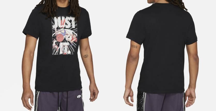 Nike 'Just Do It.' basketball T-shirt