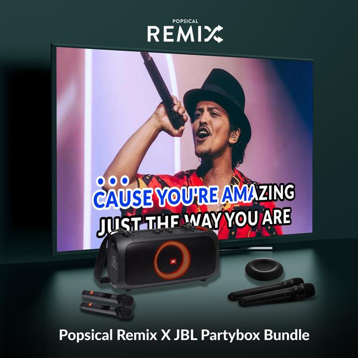 Popsical - Up To $200 Off Popsical JBL Bundle + 6 Months Free Subscription (U.P. $1,150++)