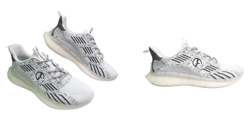 Unisex Velocious white shoes - CFOOT