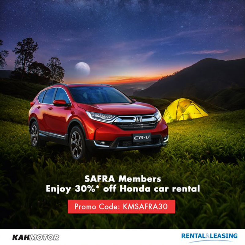 Kah Motor Co.Sdn.Bhd - 30% Off Published Rates for Leasing