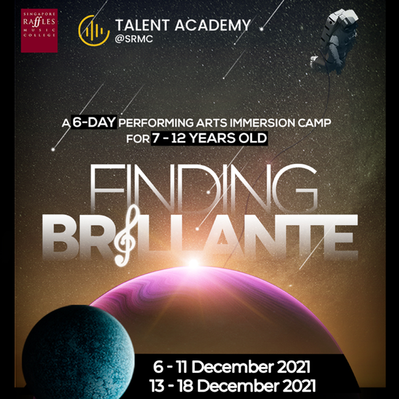 Talent Academy @ SRMC - Get An Additional 20% Off Early Bird Discounts (U.P. $781.10) for Finding Brillante