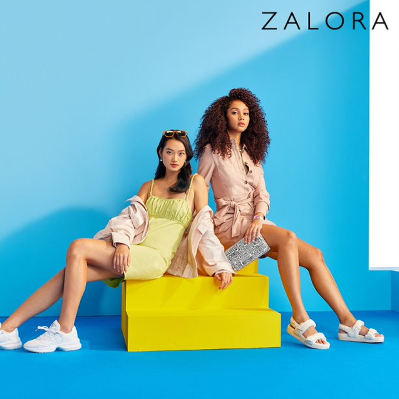 ZALORA - 22% off + 5% cashback with a min. $100 spend (Capped at $30)