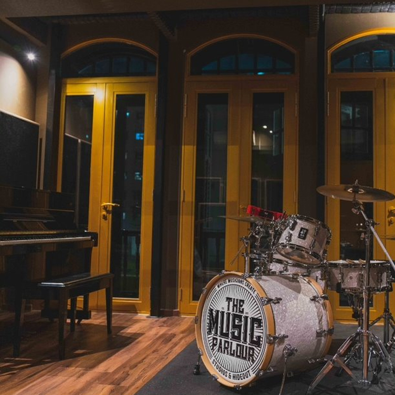 The Music Parlour - 10% Off Bookings